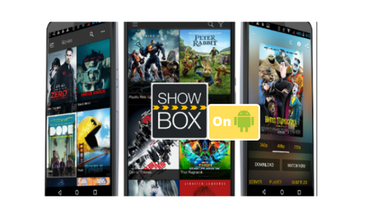 Showbox-on-Android