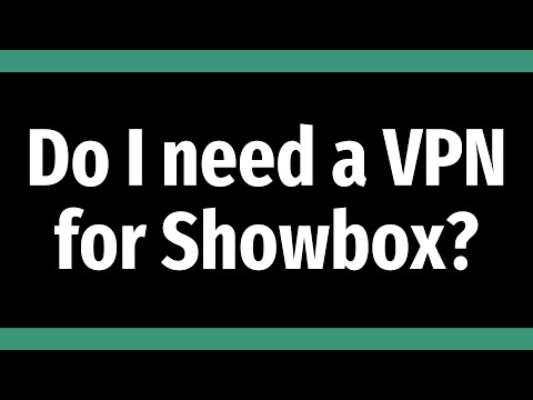 VPN-For-Showbox